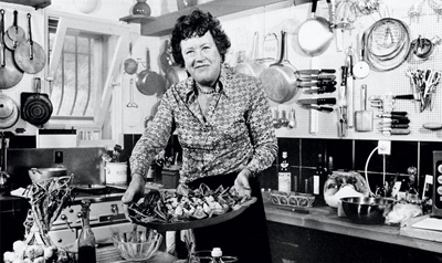 Julia Child's World Famous Salad Nicoise
